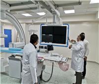 السبت.. انتظام العمل بمستشفى بدر الجامعي وتقديم الخدمات بالعيادات الخارجية