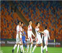 الدوري الممتاز| «زيزو» يسجل الهدف الثاني للزمالك على أسوان