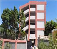 مدرسة نجع أبوالحمد بمنشية النوبة جاهزةللعام الدراسي الجديد