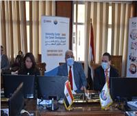 جامعة السادات تنظم المائدة المستديرة الثالثة لأصحاب الأعمال.. الإثنين