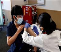اليابان تبدأ تطعيم العاملين في الأولمبياد ضد كورونا