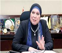 وزيرة التجارة والصناعة تستعرض محاور وآليات البرنامج الجديد لرد أعباء الصادرات