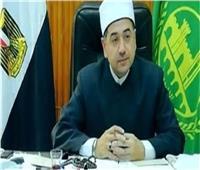 وكيل أوقاف القليوبية يفتتح مسجدًا جديدًا بشبين القناطر