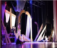 ختام العرض المسرحي «كابوس» بثقافة الإسماعيلية