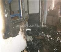 حريق هائل يلتهم شركة أدوية شهيرة بأسيوط| صور