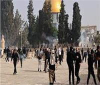 اشتباكات بين مصلين وقوات الاحتلال بالقدس | فيديو