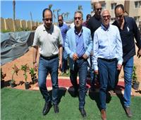 «محلية النواب» تتفقد مشروع تطوير وإنشاء ساحة مصر بمحافظة بورسعيد