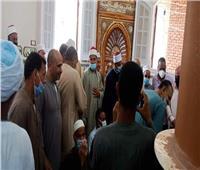 افتتاح مسجد المجمع الخيرى بمدينة اسنا جنوب الاقصر