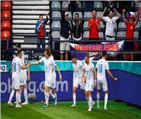 يورو 2020| هدف أول للتشيك في شباك كرواتيا من ركلة جزاء.. فيديو