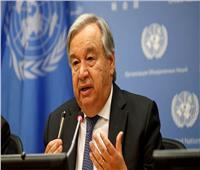 داعيا لحقبة جديدة من التضامن والمساواة.. جوتيريش مع بدء ولايته الثانية بالأمم المتحدة