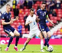 يورو 2020| التشكيل الرسمي لمواجهة «إنجلترا واسكتلندا»