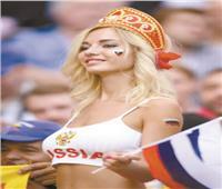 للحفاظ على تركيزهم| مدرب روسـيـا يمنع الجميلات من دعم اللاعبين بـ«غرفة الملابس»