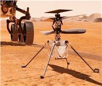 مروحية المريخ ترفع سحب الغبار في تجربة علمية غير متوقعة| فيديو
