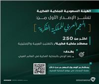 يحتوى على 250 مصطلحاً  السعودية تعلن عن أول معجم عربى للملكية الفكرية