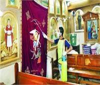 إيبارشية نجع حمادي تعلن عودة الصلاة والقداس بـ«إجراءات احترازية»