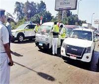المرور| ضبط 2150 مخالفة تجاوز السرعة على الطرق السريعة