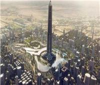«الإسكان»: الانتهاء من الهيكل الخرساني للبرج الأيقوني بالعاصمة الإدارية الجديدة