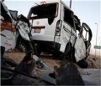 حوادث المنيا   مصرع وإصابة 148 في حوادث متفرقة في أسبوع بالمنيا