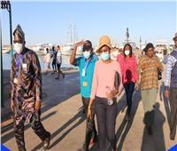 رؤساء المحاكم والمجالس الدستورية الإفريقية يشيدون بالمقاصد السياحية بشرم الشيخ