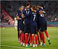 فرنسا تواجه المجر في مباراة عبور المجموعات