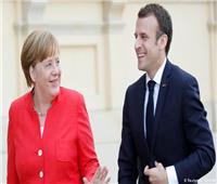 ميركل وماكرون يدعوان للحذر في مواجهة كورونا خلال اليورو