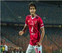 محمد هاني يدعم الأهلي بـ«الدعاء» قبل مباراة الترجي