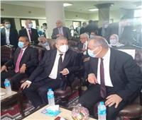 تفاصيل زيارة رئيس هيئة النيابة الإدارية للإسماعيلية