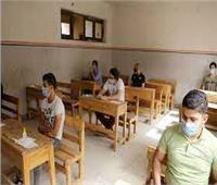 الهدوء يسود امتحانات الثانوية الأزهرية بالشرقية