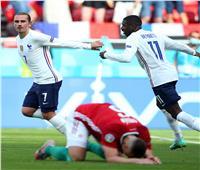 يورو 2020| فرنسا تسجل هدف التعادل فى شباك المجر