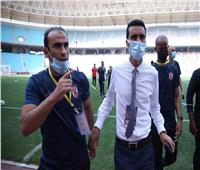 تأجيل موعد انطلاق مباراة الأهلي والترجي بسبب أحداث الشغب
