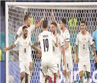 «يورو2020»  إيطاليا «المتوهجة» تواجه ويلز المتحفزة