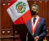 رئيس البيرو الموقت ينتقد رسالة عسكريين تدعو لمنع إعلان فوز كاستيو بالرئاسة