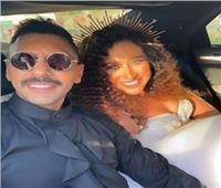 «حسن أبوالروس» يحتفل بزواجه من داخل الملاهي| فيديو وصور