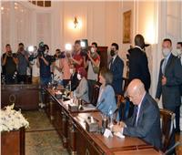وزيرة خارجية ليبيا: نحتاج دعم مصر لوقف إطلاق النار واستقرار البلاد