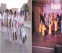 مهرجان «الطبول» يختتم رحلته بين أحضان القلعة