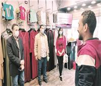 حلمي رفض «الوظيفة الميرى» وامتلك مصنعاً للملابس الجاهزة