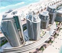 رئيس العلمين الجديدة: برج أيقوني بالمدينة علي مساحة 500 فدان