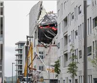 مقتل شخصين على الأقل في انهيار مدرسة قيد الإنشاء ببلجيكا