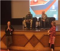 طارق رشاد بندوة للفيلم الروسي «مخيف» بالإسماعيلية السينمائي