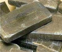 ضبط 312 طربة لمخدر الحشيش بحوزة ثلاثة عناصر إجرامية بالغربية