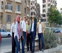 مسئولو الإسكان يتابعون أعمال تطوير الطرق ومنظومة الصرف الصحي بالقاهرة الجديدة