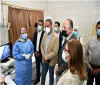 محافظ الفيوم يشهد ورشة عمل «مناظير الجهاز الهضمي والكبد» بالمستشفى العام