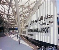 بـ40 جنيها فقط.. تغليف حقائب المسافرين بمطار القاهرة