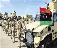 اللحظات الأولى لغلق الجيش الليبي الحدود مع الجزائر.. فيديو