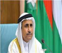 رئيس البرلمان العربي يشيد بجهود الدول العربية التي تستضيف نصف لاجئي العالم