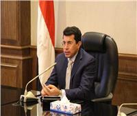 أشرف صبحي: الاتحادان العربي والمصري يساهمان في نشر الرياضة داخل المجتمع