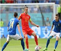يورو 2020 | «إيطاليا» تتقدم بهدف على «ويلز» في الشوط الأول