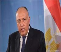 وزير الخارجية يستقبل الممثل الخاص للاتحاد الأوروبي لعملية السلام