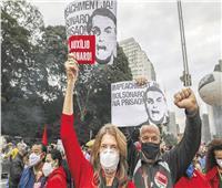 حقن مليار جرعة مضادة لكورونا في الصين.. ومظاهرات حاشدة ضد الرئيس البرازيلي