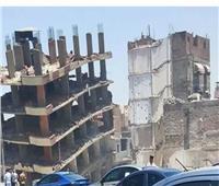 إزالة عقار الدائري المائل بالقاهرة | خاص
